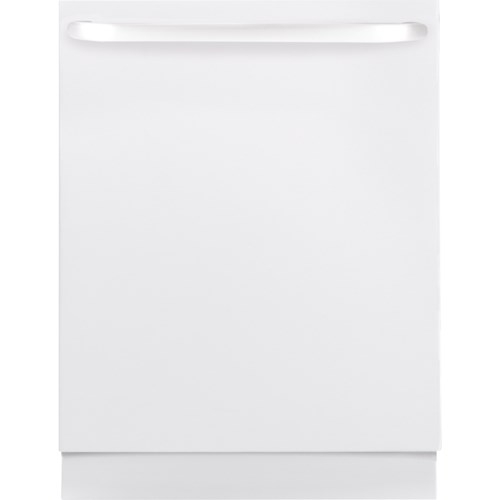GE Appliances GE Dishwasers Built-In Dishwasher with Hidden Controls