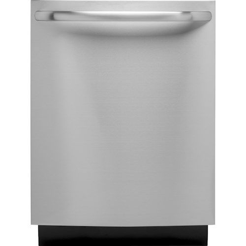 GE Appliances GE Dishwasers GE® Built-In Dishwasher with Hidden Controls
