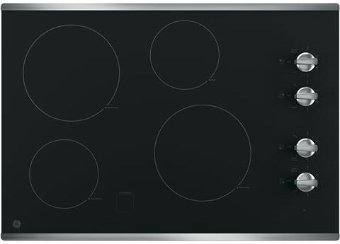 GE Appliances GE Electric Cooktops 30