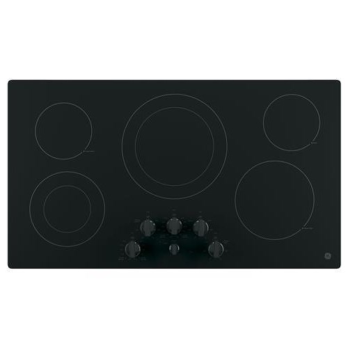 GE Appliances GE Electric Cooktops 36