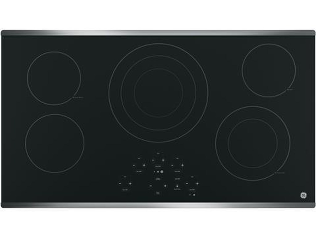 36 Built In Touch Control Electric Cooktop By Ge Liances