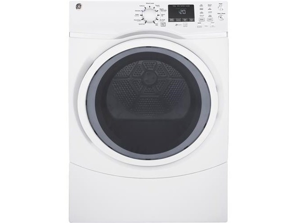 GE Appliances GE Electric Dryers7.5 Cu. Ft. Front Load Electric Dryer