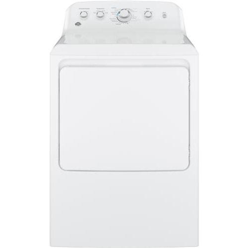 GE Appliances GE Electric Dryers 7.2 cu. ft. Aluminized Alloy Drum Electric Dryer