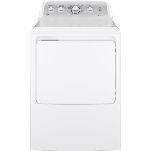 GE Appliances GE Electric Dryers 7.2 cu. ft. Aluminized Alloy Drum Electric Dryer with HE Sensor Dry