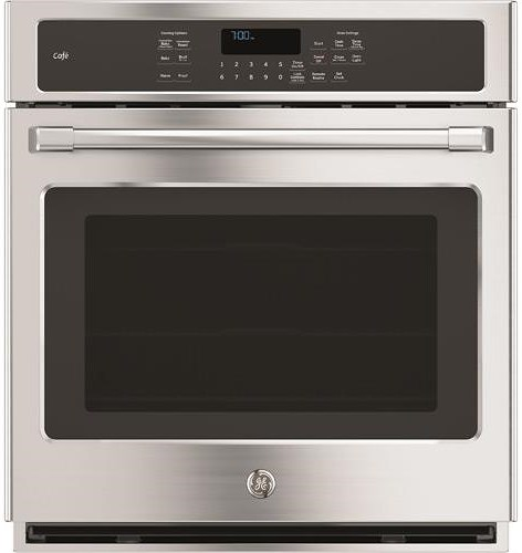 GE Appliances GE Cafe Electric Wall Ovens Cafe™ Series 27