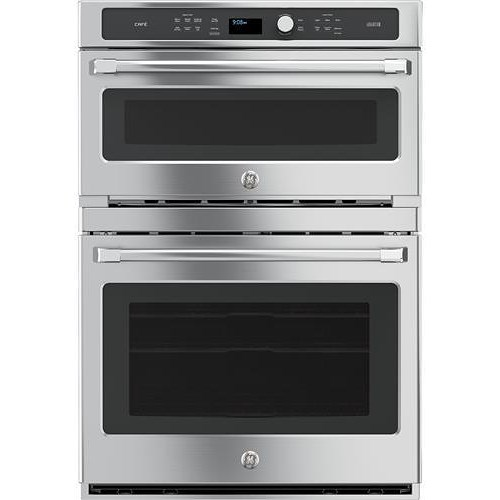 GE Appliances GE Cafe Electric Wall Ovens GE Cafe´™ Series 30 in. Combination Double Wall Oven with Convection and Advantium® Technology