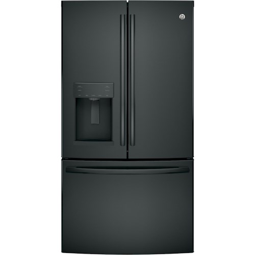 GE Appliances GE French Door Refrigerators GE® Series ENERGY STAR® 27.8 Cu. Ft. French-Door Refrigerator