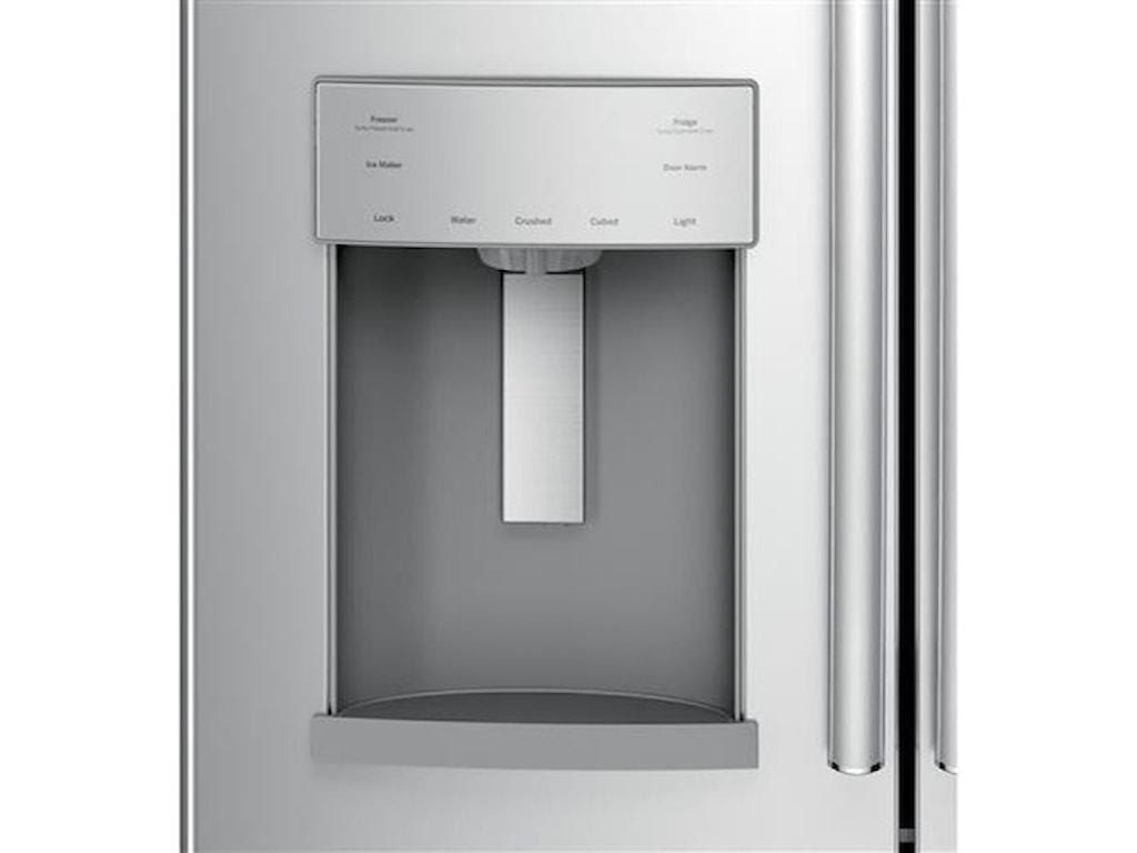GE Appliances GE French Door Refrigerators ENERGY STAR® 27.8 Cu. Ft. Refrigerator