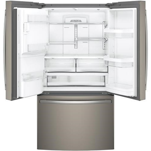 Ge Appliances Energy Star 278 Cu Ft French Door Refrigerator