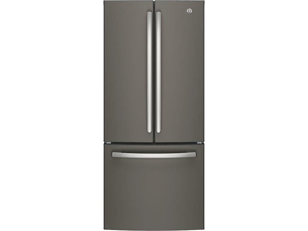 Ge Appliances Ge Series Energy Star 208 Cu Ft French Door