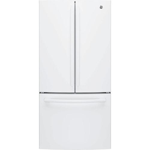 GE Appliances GE French Door Refrigerators GE® Series ENERGY STAR® 24.8 Cu. Ft. French-Door Refrigerator