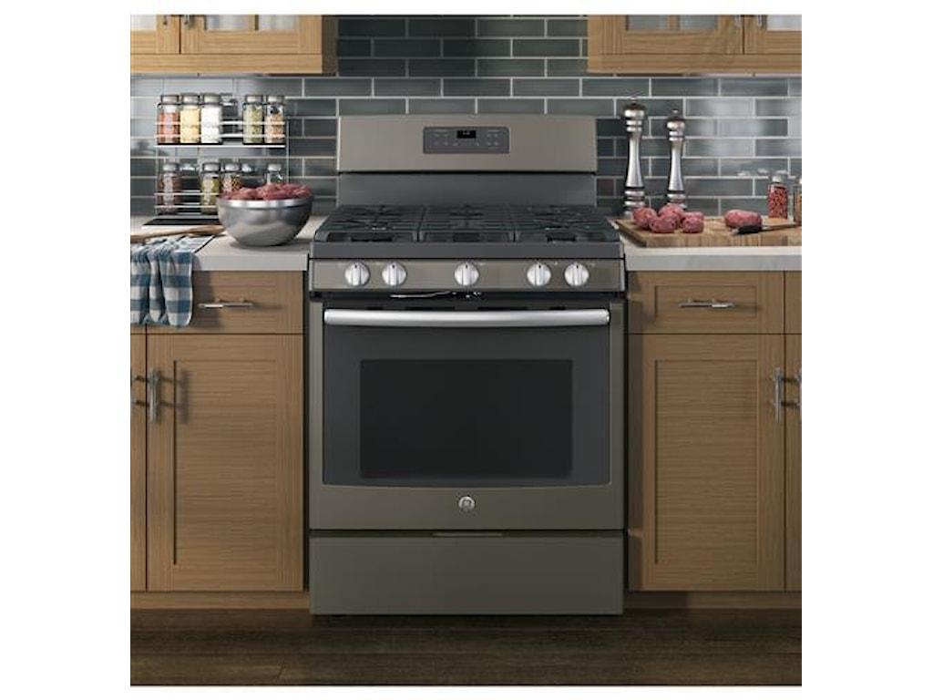 GE Appliances GE Gas Ranges30