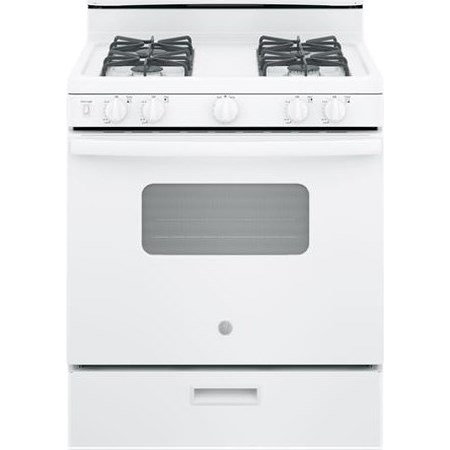 "30"" Free-Standing Gas Convection Range"