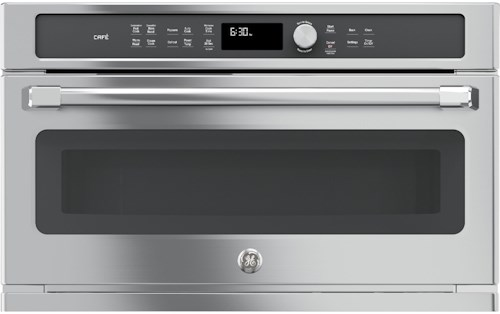 GE Appliances GE Microwaves GE Cafe™ Series Built-In Microwave/Convection Oven