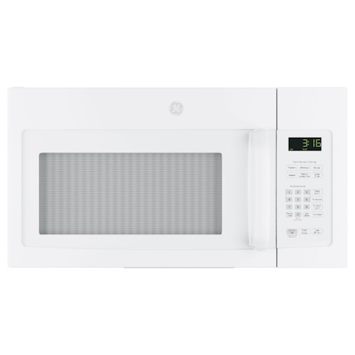 GE Appliances GE Microwaves 1.6 Cu. Ft. Over-the-Range Microwave Oven with Convenience Cooking Controls