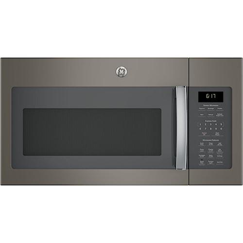GE Appliances GE Microwaves GE® Series 1.7 Cu. Ft. Over-the-Range Sensor Microwave Oven