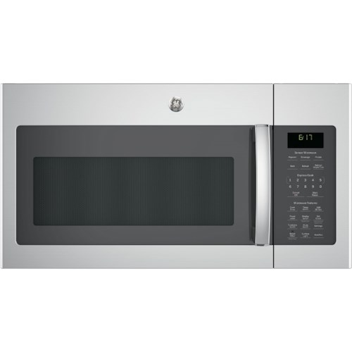 GE Appliances GE Microwaves GE® Series 1.7 Cu. Ft. Over-the-Range Sensor Microwave Oven