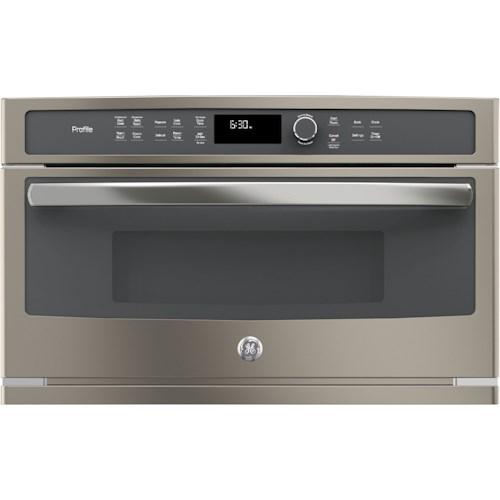GE Appliances GE Microwaves GE Profile™ Series Built-In Microwave/Convection Oven
