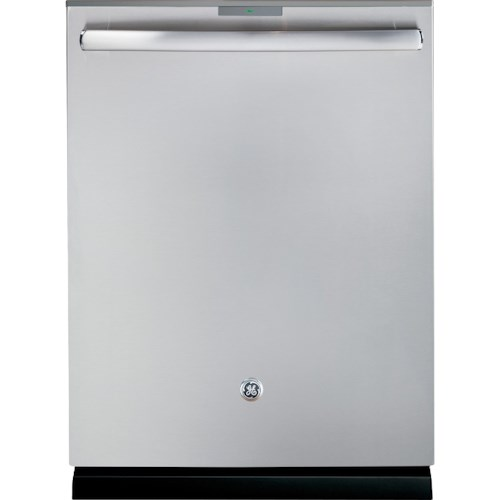 GE Appliances GE Profile Dishwashers GE Profile™ Series Stainless Steel Interior Dishwasher with Advanced Wash System and Clean Sweep Jets