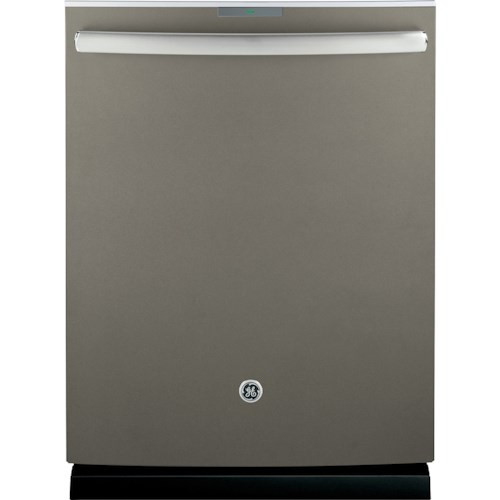 GE Appliances GE Profile Dishwashers GE Profile™ Series Stainless Steel Interior Dishwasher with Advanced Wash System and Third Rack