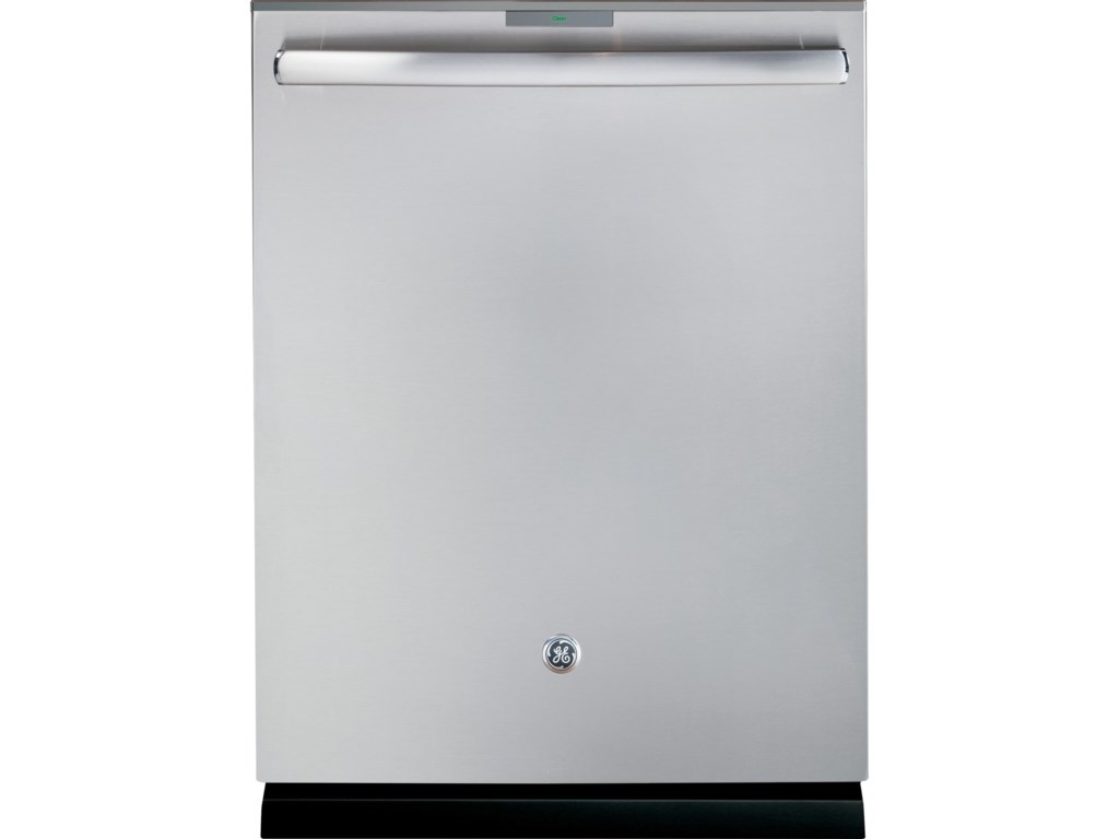 Ge Profile Series Stainless Steel Interior Dishwasher With Advanced Wash System And Third Rack By Liances