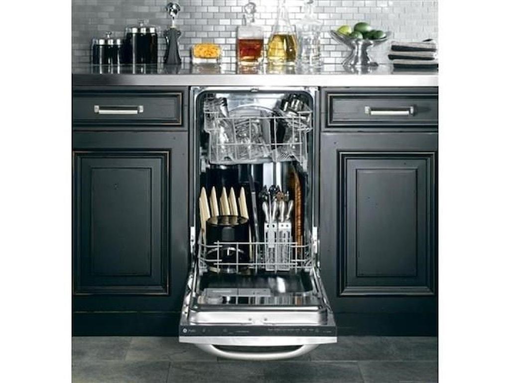 GE Appliances GE Profile DishwashersGE Profile™ Series 18