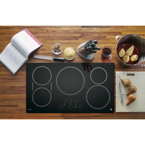 GE Appliances GE Profile Electric Cooktops Profile™ Series 36