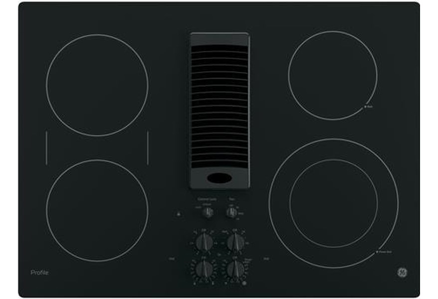 Ge Liances Profile Series 30 Downdraft Electric Cooktop