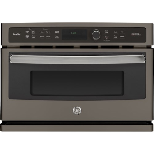 GE Appliances GE Profile Electric Wall Ovens GE Profile™ Series 27 in. Single Wall Oven Advantium® Technology