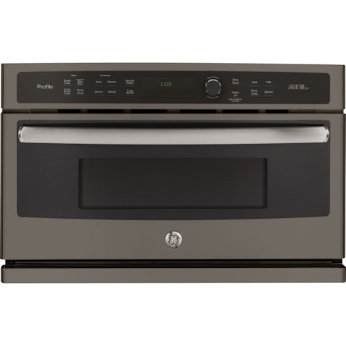 GE Appliances GE Profile Electric Wall Ovens GE Profile™ Series 30 in. Single Wall Oven with Advantium® Technology