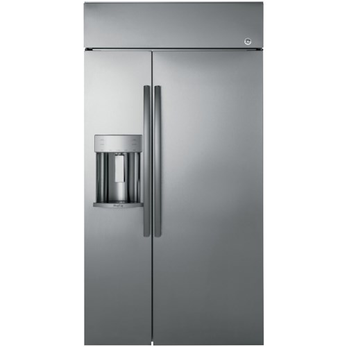 GE Appliances GE Profile Side-By-Side Refrigerators GE Profile™ Series 48