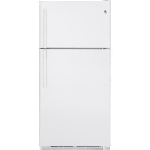 GE Appliances GE Top-Freezer Refrigerators 20.8 Cu. Ft. Top-freezer Refrigerator