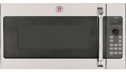 GE Appliances Microwaves  Cafe Advantium® 1.7 Cu. Ft. Above-the-Cooktop Oven