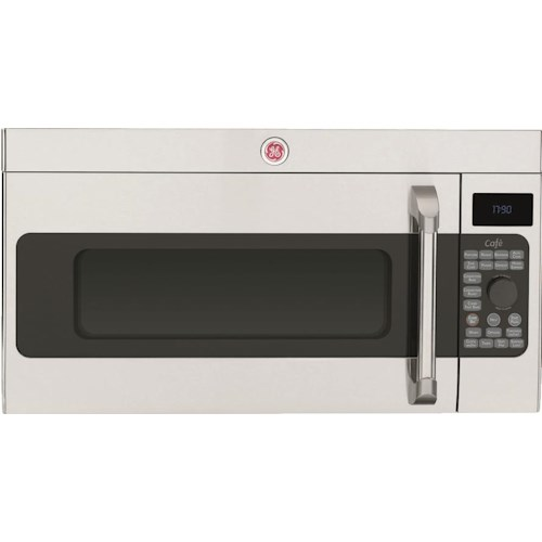 GE Appliances Microwaves  1.7 Cu. Ft. Cafe™ Over-the-Range Microwave with Fast Bake