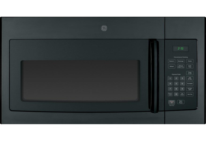 Ge Liances 1 6 Cu Ft Over The