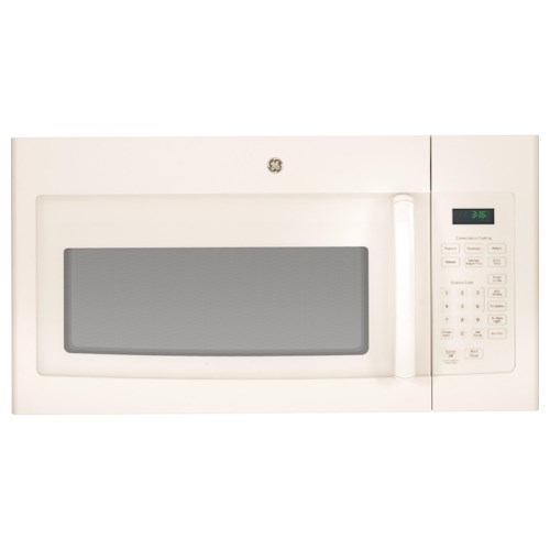 GE Appliances Microwaves  1.6 Cu. Ft. Over-the-Range Microwave Oven with  Convenience Cooking Controls