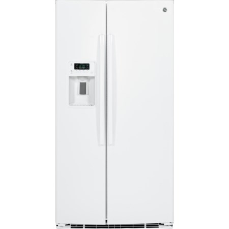 25.4 Cu. Ft. Side-By-Side Fridge
