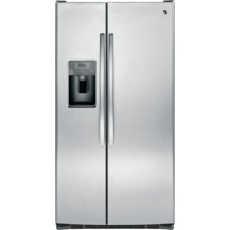 25.4 Cu. Ft. Side-By-Side Refrigerator