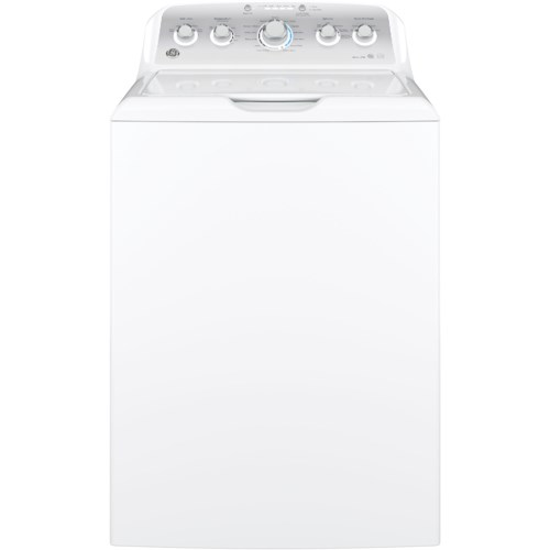 GE Appliances Top Load Washers - GE 4.2 DOE cu. ft. Stainless Steel Washer