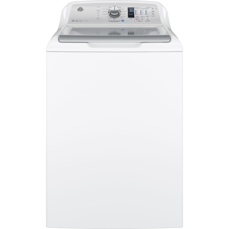 4.6 DOE cu. ft. Stainless Steel Washer