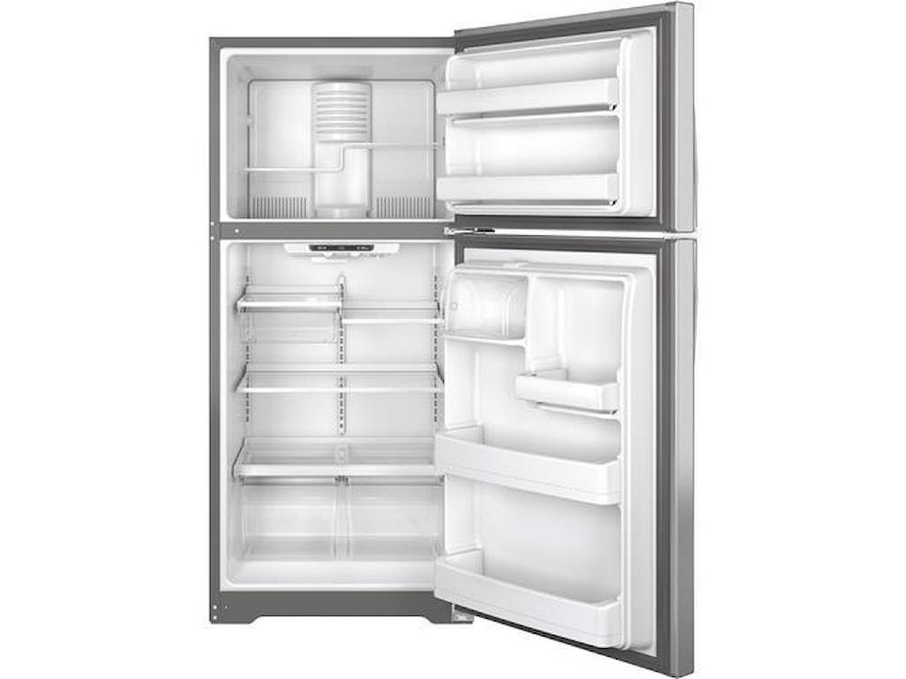 GE Appliances Top-Freezer Refrigerators18.2 Cu. Ft. Top-Freezer Refrigerator