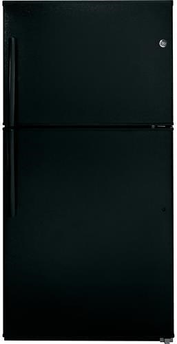 GE Appliances Top-Freezer Refrigerators ENERGY STAR® 21.2 Cu. Ft. Top-Freezer Refrigerator with Built-In Ice Maker