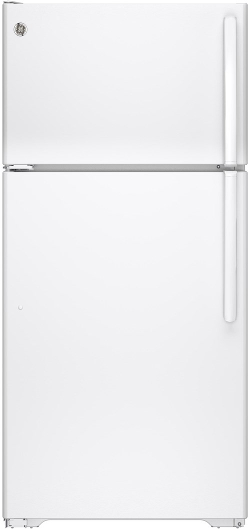 GE Appliances Top-Freezer Refrigerators ENERGY STAR® 14.6 Cu. Ft. Top-Freezer Refrigerator