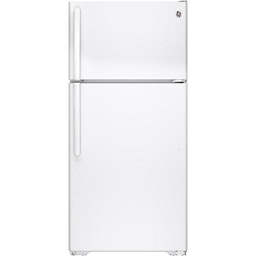 GE Appliances Top-Freezer Refrigerators ENERGY STAR® 14.6 Cu. Ft. Top-Freezer Refrigerator