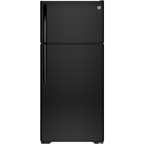 GE Appliances Top-Freezer Refrigerators ENERGY STAR® 15.5 Cu. Ft. Top-Freezer Refrigerator