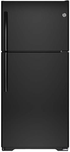GE Appliances Top-Freezer Refrigerators ENERGY STAR® 18.2 Cu. Ft. Top-Freezer Refrigerator
