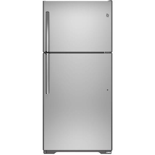 GE Appliances Top-Freezer Refrigerators ENERGY STAR® 18.2 Cu. Ft. Top-Freezer Refrigerator