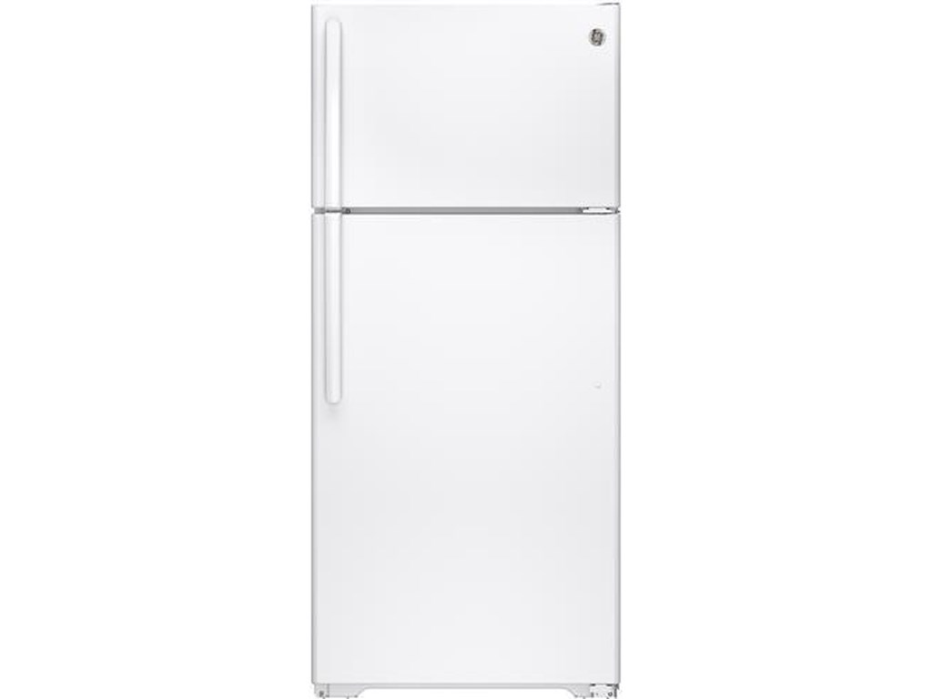 GE Appliances Top-Freezer Refrigerators15.5 Cu. Ft. Top-Freezer Refrigerator