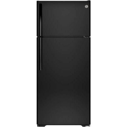 GE Appliances Top-Freezer Refrigerators ENERGY STAR® 17.5 Cu. Ft. Top-Freezer Refrigerator