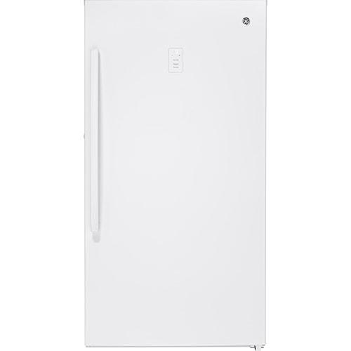 GE Appliances Upright Freezer 17.3 Cu. Ft. Frost-Free Upright Freezer